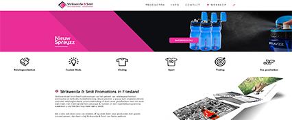nieuwe website strikwerda en smit