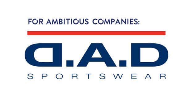 Logo D.A.D sportswear