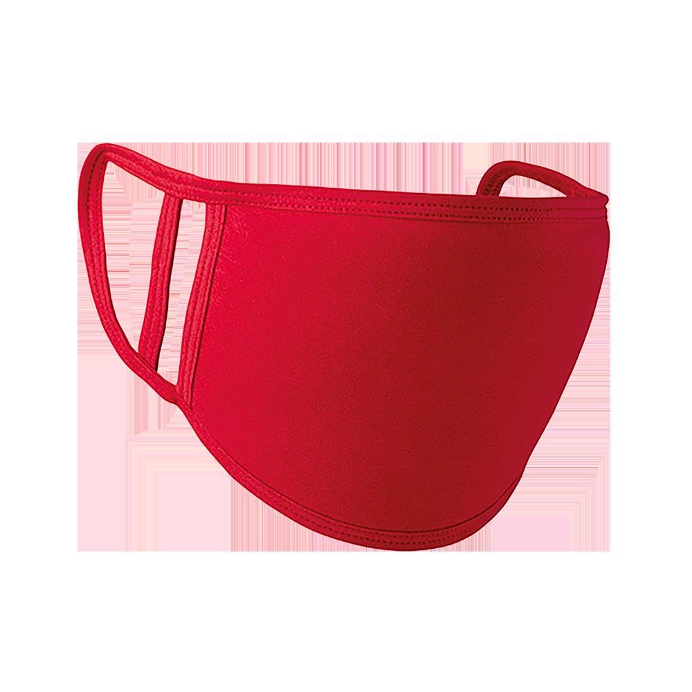 Mondkapje rood